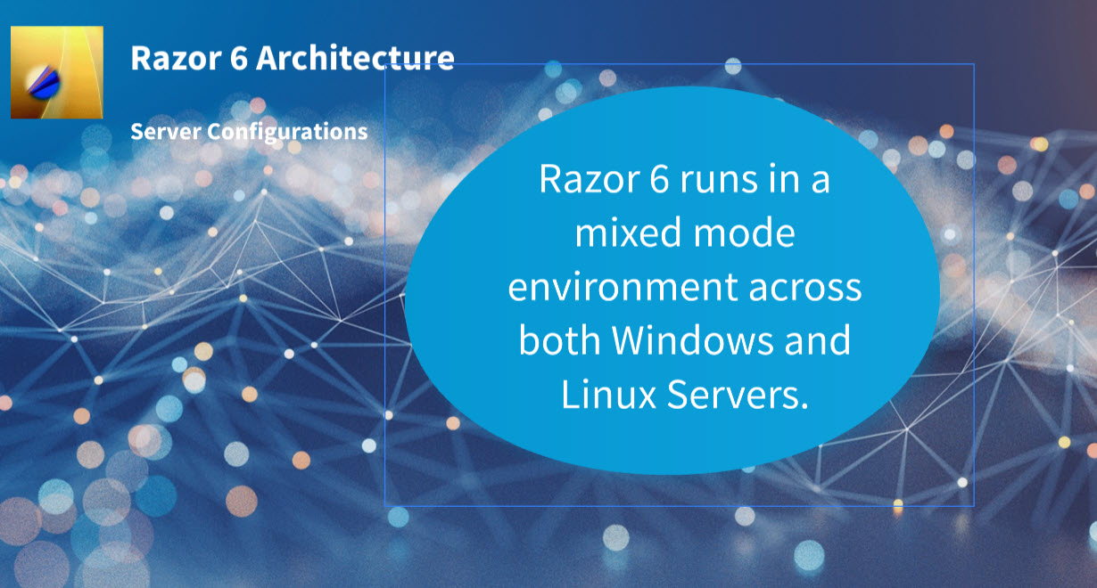 Razor 6 Architecture Image